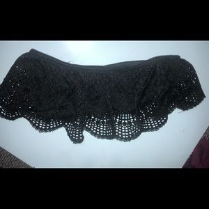 NWOT Victoria's Secret Flounce Bralette size small